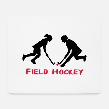 Field Hockey Mens Field Hockey women - Mouse Pad