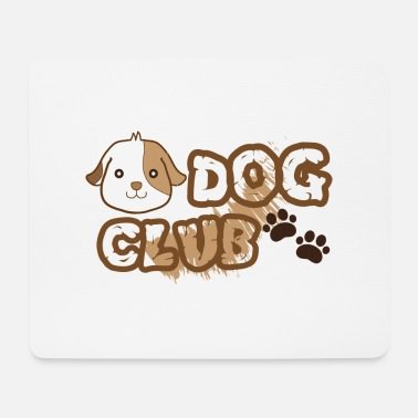 Dog Club DOG CLUB - Mouse Pad