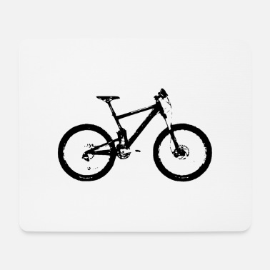 Cycling cycle - Mouse Pad