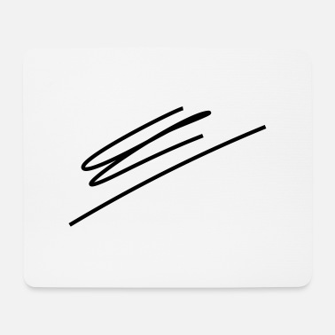 Line Drawing Line drawing - Mouse Pad