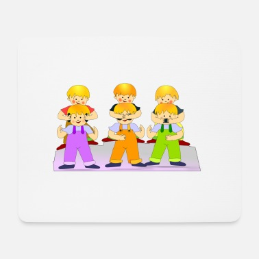 Collections Affen Collection - Mousepad (Querformat)