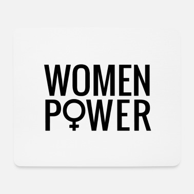 Woman Power Woman Power - Mouse Pad