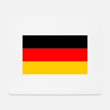 German German Flag - German Flag - Mouse Pad