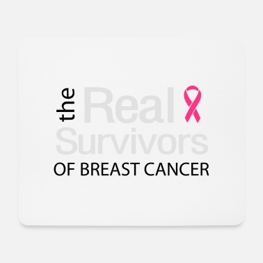 The Real Survivors of Breast Cancer - Mouse Pad