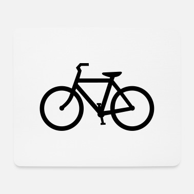 Bicycling Bicycle - Mouse Pad