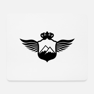 Shield Mountain Shield - Mousepad