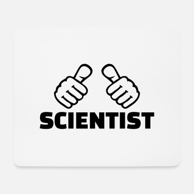 Scientist Scientist - Mouse Pad