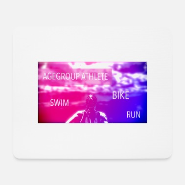 Agegroup Triathlon Age group athlete - Mouse Pad