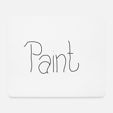 Paint Paint - Mousepad