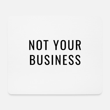 Business Business - Mouse Pad