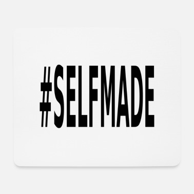 Selfie self made - Tappetino mouse