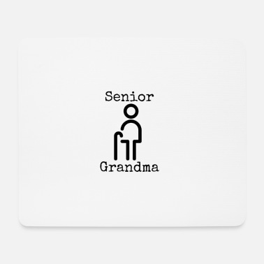 Senior Senior - Mousepad