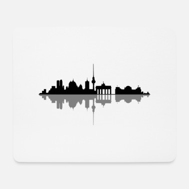 Berlin berlin - Mousepad