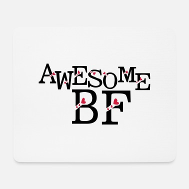 Bf AWESOME BF - Mouse Pad