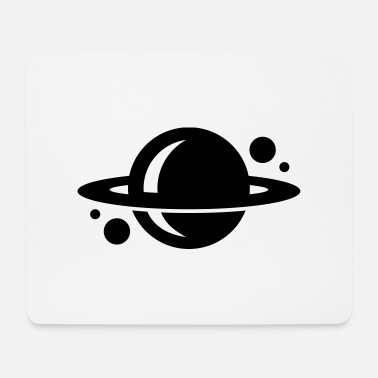 Planets planet - Mouse Pad