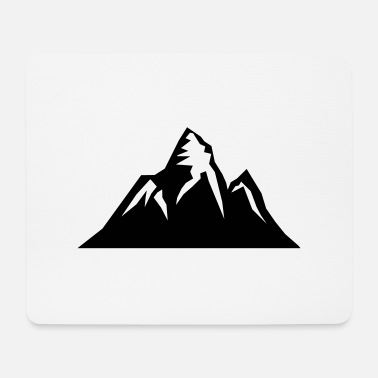 Mountains mountain - Mousepad