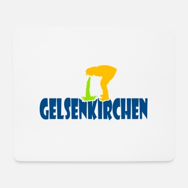 Ultras Anti Gelsenkirchen - Mouse Pad
