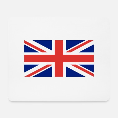 Uk UK Flagge - Mousepad