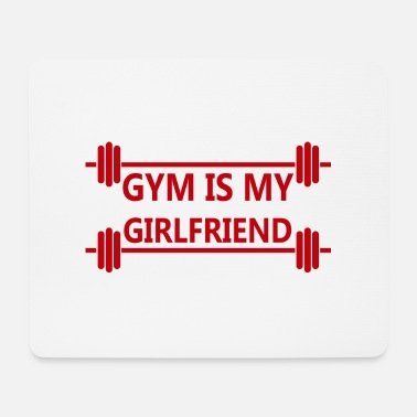 Beast Mode Bodybuilding Gym Workout Muscle - Mousepad