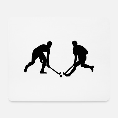 Field Hockey Mens Field Hockey - men - Mouse Pad