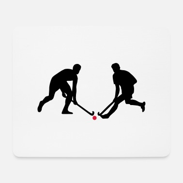 Field Hockey Mens Field Hockey Men - Mouse Pad