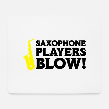 Blowen Saxophone Players Blow! - Muismat