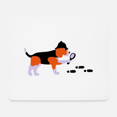 Search Dog Search-and-rescue dog - Mouse Pad