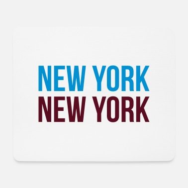 York new york new york - Tappetino mouse