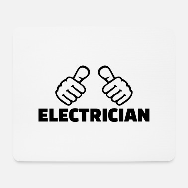 Electrician Electrician - Mouse Pad
