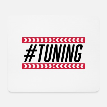 Tuning #Tuning - Mouse Pad