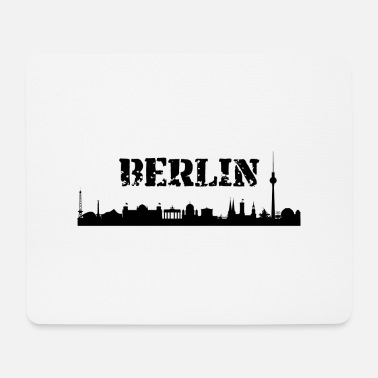 Skyline Of Berlin Berlin - skyline - Mouse Pad