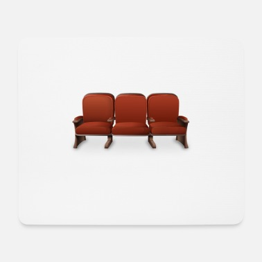 Cinema Cinema seats Cinema Theater Movie - Mouse Pad
