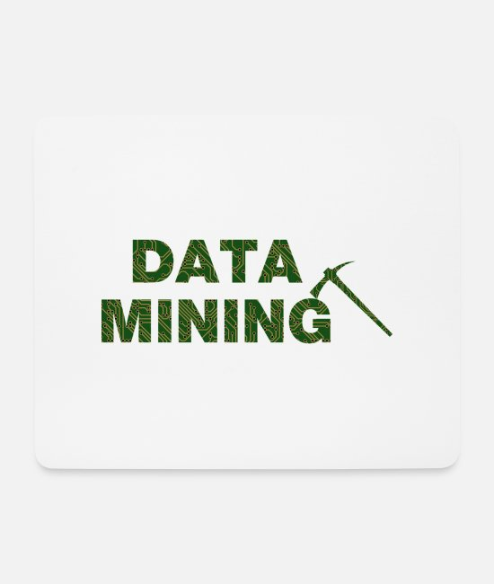 Pickaxee Mouse Pads - Data mining - digging please! Unfortunately nice! - Mouse Pad white