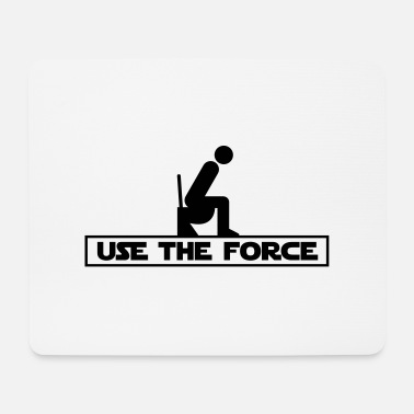 The Force Use the Force - Mouse Pad