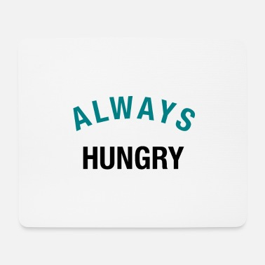 Beggar Always hungry - Mouse Pad