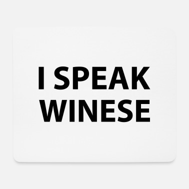 I Speak Winese - Musemåtte