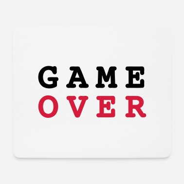 Game Over Game Over - Tapis de souris