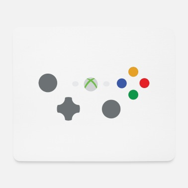 Controller Layout - Mouse Pad
