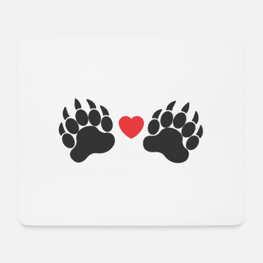 Paw Paws paws - Mouse Pad