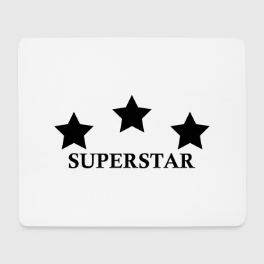SUPERSTAR - Alfombrilla de ratón (horizontal)