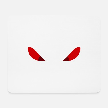 Red Eyes Red Eyes - Mouse Pad