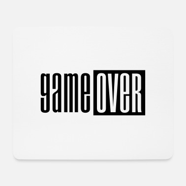Pwnd Game over deluxe - Musemåtte