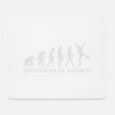 Mature The Evolution Of Maturity - Mouse Pad