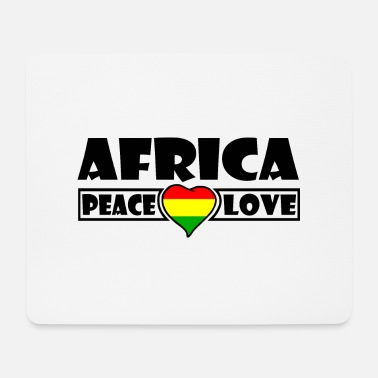 Africa Africa - Africa - Mouse Pad