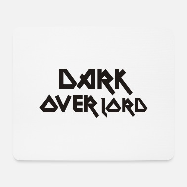Clasic dark overlord - Mouse Pad