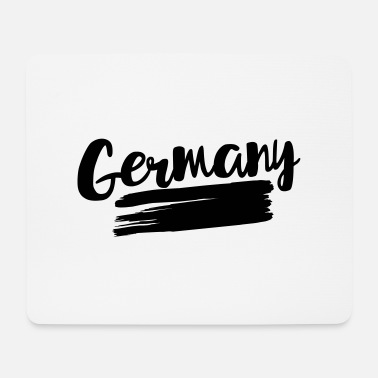 Flag Of Germany Germany flag – flag of Germany - Mouse Pad