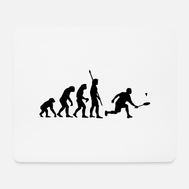 Zündholz evolution_badminton_022011_c_1c - Mousepad