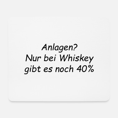 Anlage Anlage Whiskey - Mousepad