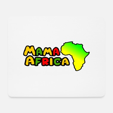 Africa Africa - Africa - Africa - Mamma Africa - Tappetino mouse