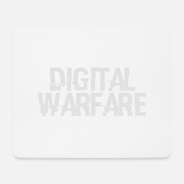 Warfare Digital Warfare - Mouse Pad